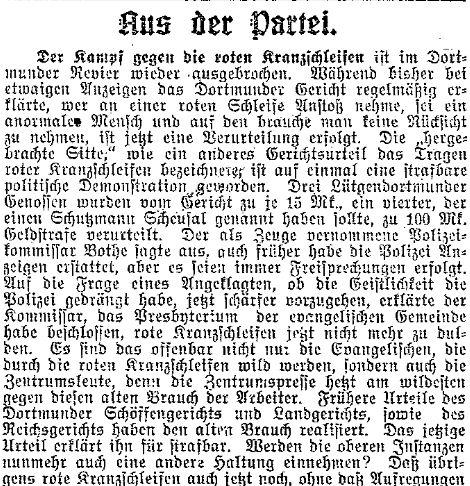 6.2. Rote Kranzschleifen_Lübecker Volksbote_1