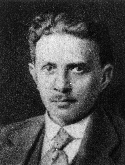 Friedrich Stampfer im Jahr 1921. Quelle: Archiv der sozialen Demokratie der Friedrich-Ebert-Stiftung.