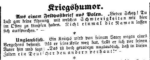 16.9. Krieg als Ereignis 1_Volksstimme (Magdeburg)_Sozialdemokratie1914
