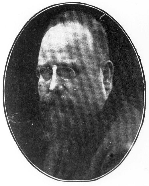 SPD-Reichstagsabgeordneter Paul Göhre im Jahr 1912. Quelle: Archiv der sozialen Demokratie der Friedrich-Ebert-Stiftung, 6/FOTA052868.