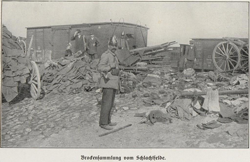 10.12. Nachts im Schützengraben_2_Duewell Kriegsberichte_Staatsbibliothek zu Berlin_CC BY-NC-SA 3.0 DE